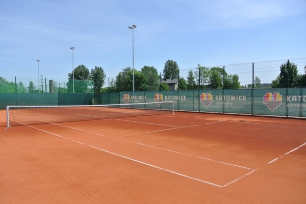 kort tenisowy Katowice